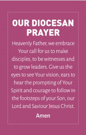 Vision 2026 prayer